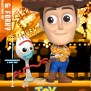 Hot Toys Disney Pixar Toy Story 4 Cosbaby Series Figures