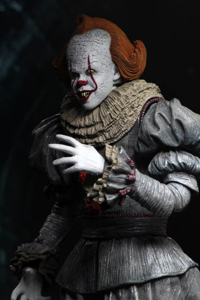 NECA IT: Chapter 2 (2019) Ultimate Pennywise Action Figure | Figures.com
