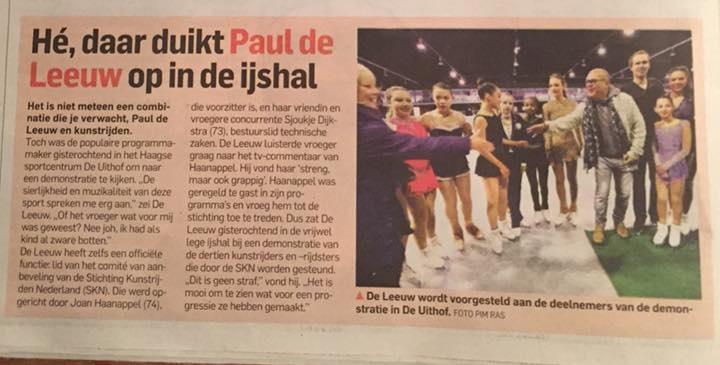 2015-SKN-kamp-Paul-de-Leeuw-krant
