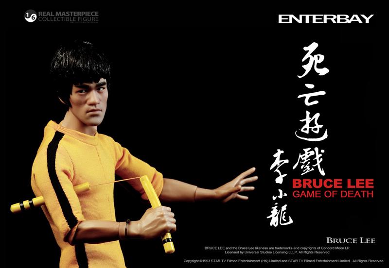 FiguresWorld  Movies  TV  Bruce Lee