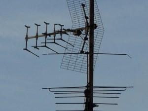 tv antenna installation