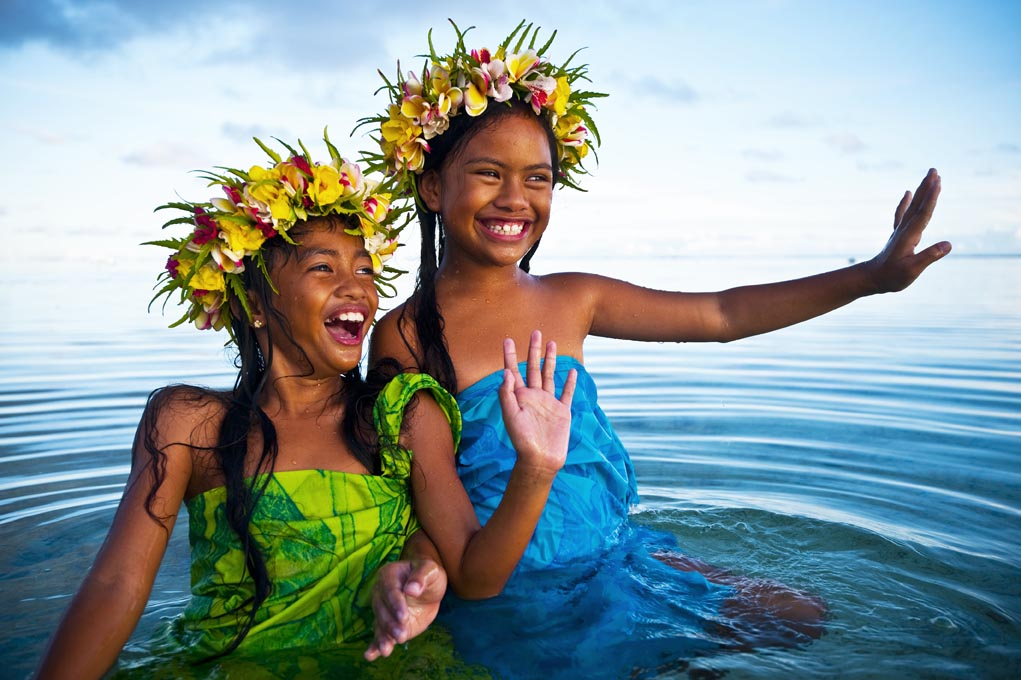 Bora Bora People And Culture