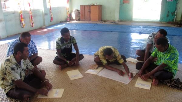 Community Education Koro Island Fiji Women Crisis Centre