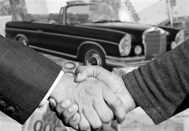 Tribtuació venda vehicle