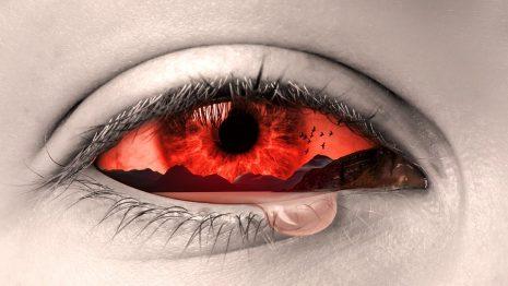 تفسير حلم رؤية بكاء الميت أو ميت يبكي في المنام لابن سيرين