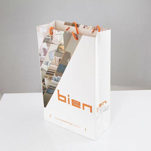 Bien Design Karton Çanta tasarımı