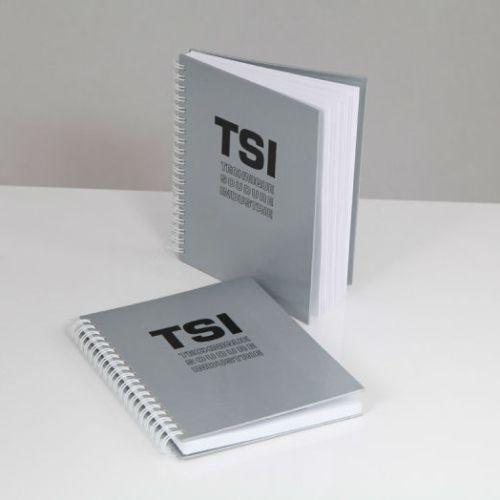 TSI (Fransa) Spiralli Defter tasarımı