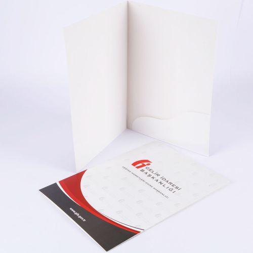 cepli dosya basımı