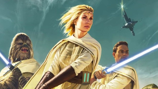 Star Wars girişimi  The High Republic, salgın nedeniyle 2021'e ertelendi