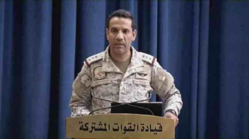 Arab Coalition launches military operation against Houthis in Yemen 2