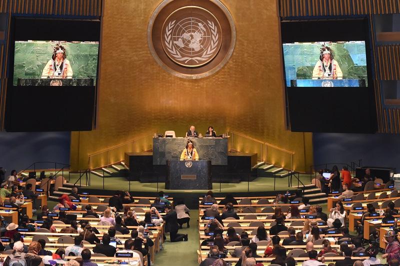 FILAC conmemora el 10° Aniversario de la Declaración de las Naciones sobre los Derechos de los Pueblos Indígenas