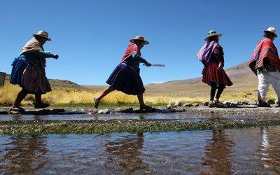 Bolivia promueve la inclusión de representantes indígenas en Naciones Unidas
