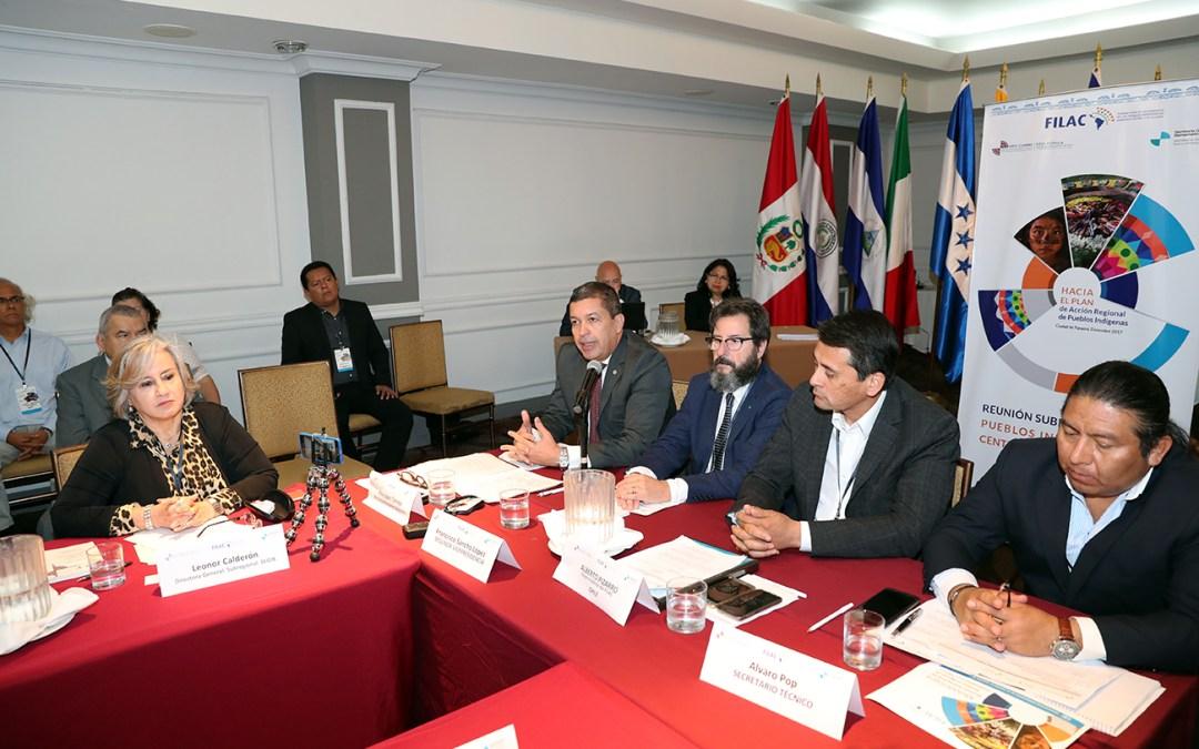 PANAMÁ ES SEDE DE REUNIÓN DE PUEBLOS INDÍGENAS DE CENTROAMÉRICA Y MÉXICO
