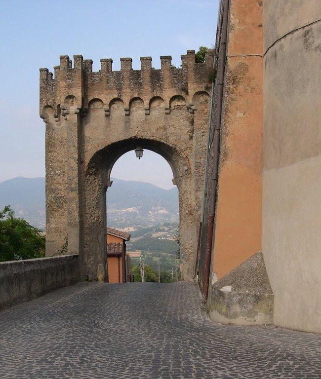 Un borgo medievale