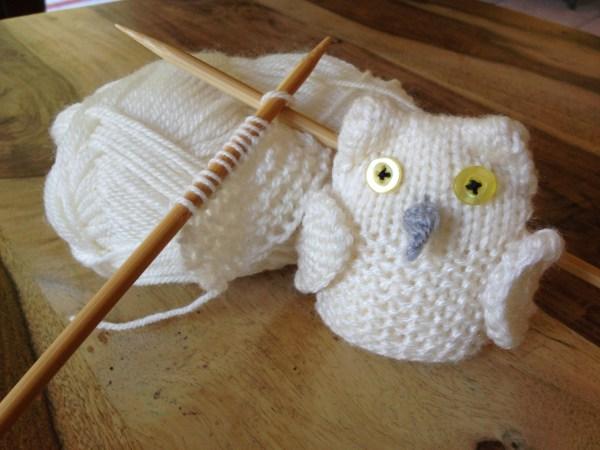Initiation au tricot pour enfants