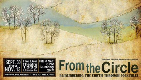 From the Circle, Foresight Design Initiative, Chicago, Theater, Filament Theatre Ensemble