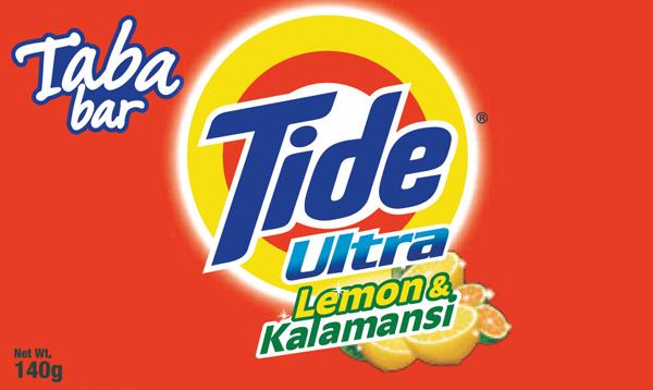 Tide Bar Lemon & Calamansi