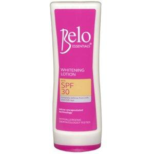 Belo Essentials Whitening Lotion - Pink
