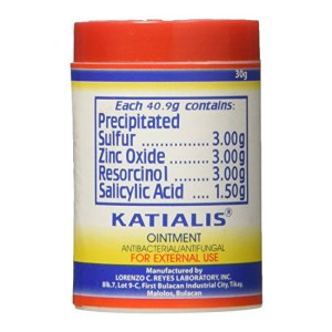 Katialis Ointment Ingredients