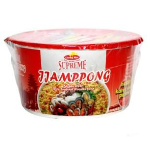 Jjampong Instant Noodles (Large Bowl)