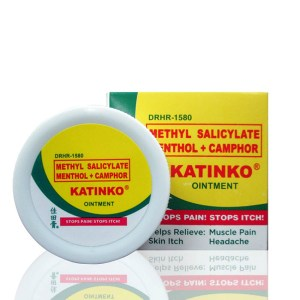 Katinko Oitment (Menthol & Camphor)