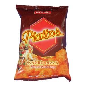 Piattos Flavor of Nacho Pizza