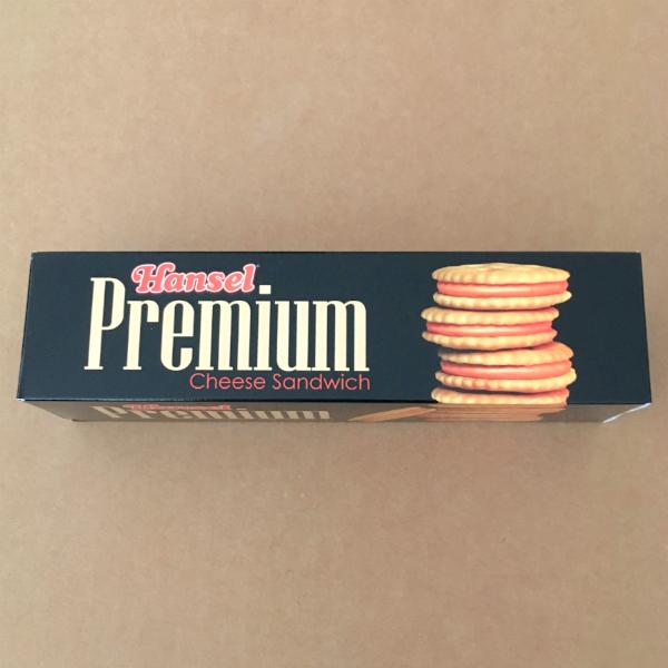 Cheese Sandwich Crackers
