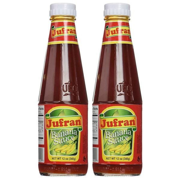 Banana Ketchup Bottles