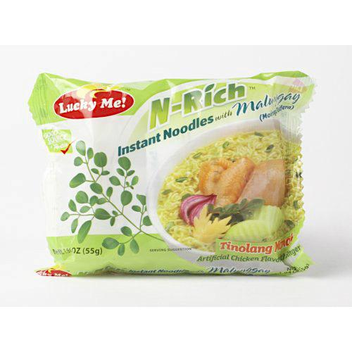 N-Rich Moringa Noodle Soup