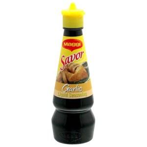 Liquid Seasoning with Garlic