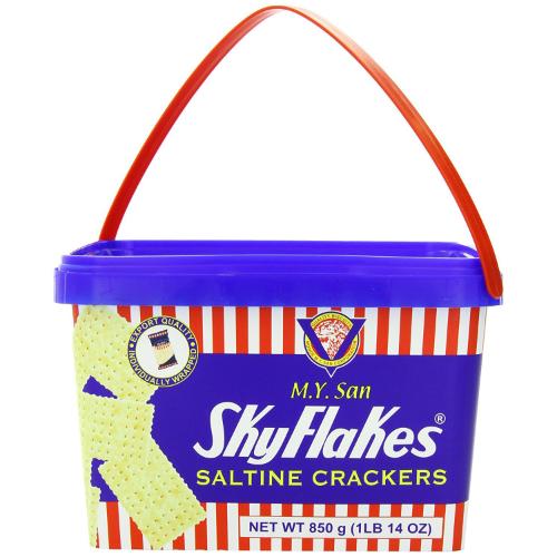 Skyfakes Filipino-Style Crackers