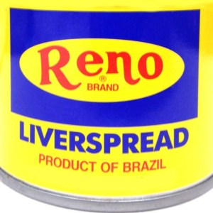 Reno brand of Liverspread