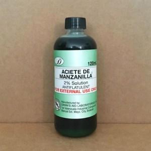 Aceite de Manzanilla (Philippines)