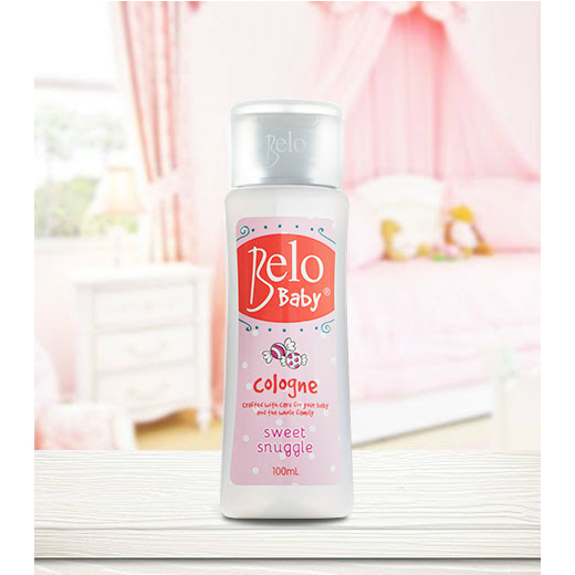 Belo Baby Cologne from the Philippines!