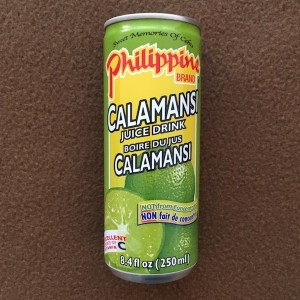 Canned Calamansi Juice