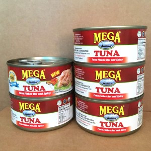 Tuna Cans of Mega Philippines