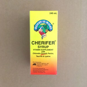 Cherifer in box