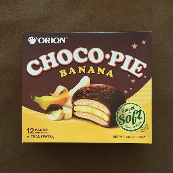 Choco Pie (Banana)