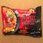 Instant Noodles Extra Hot Chili