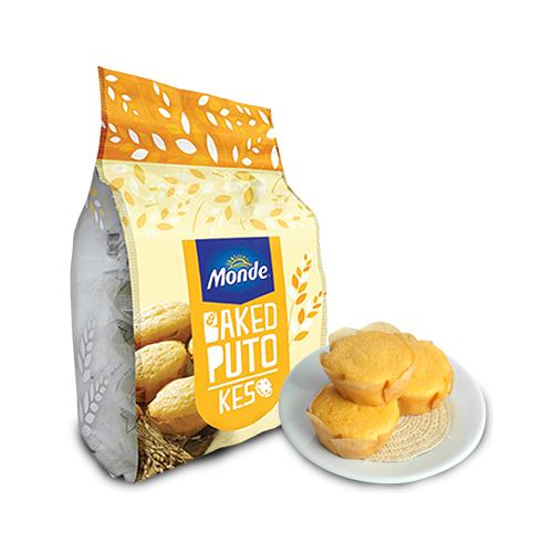 Monde Baked Puto (Cheese)