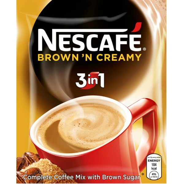 Nescafe Brown n Creamy Coffee Mix
