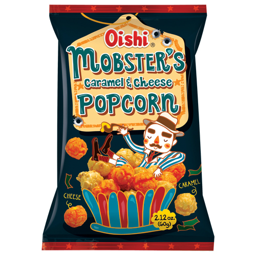 Mobsters Popcorn Snack (Philippines)