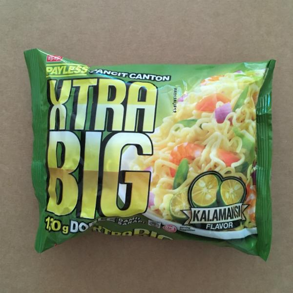 Payless Xtra Big Calamansi Flavor