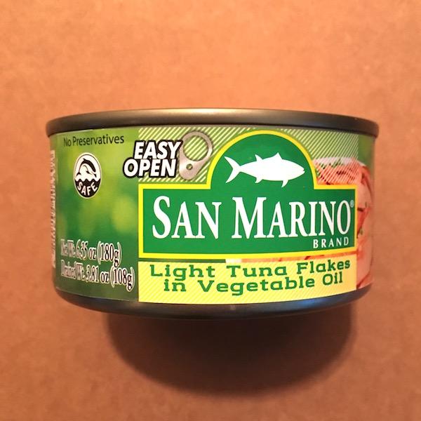San Marino Tuna Flakes in Vegetable Oil