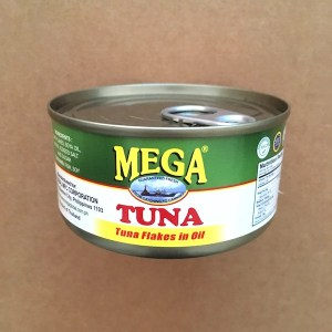 Canned Tuna Flakes