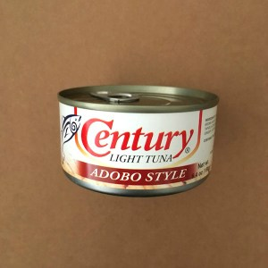 Canned Tuna Adobo Flavor