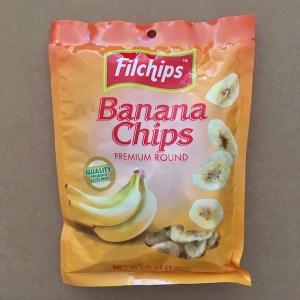 Filchips brand of Banana Chips