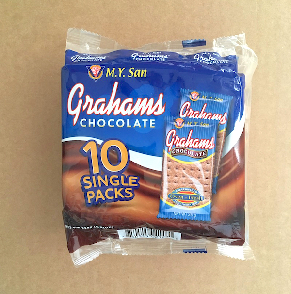 Chocolate Grahams