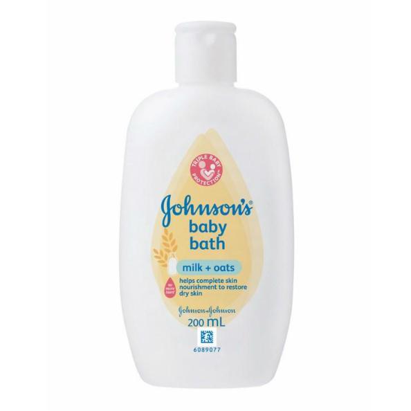 Johnson's Milk & Oat Baby BAth