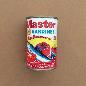 Master Hot Sardines